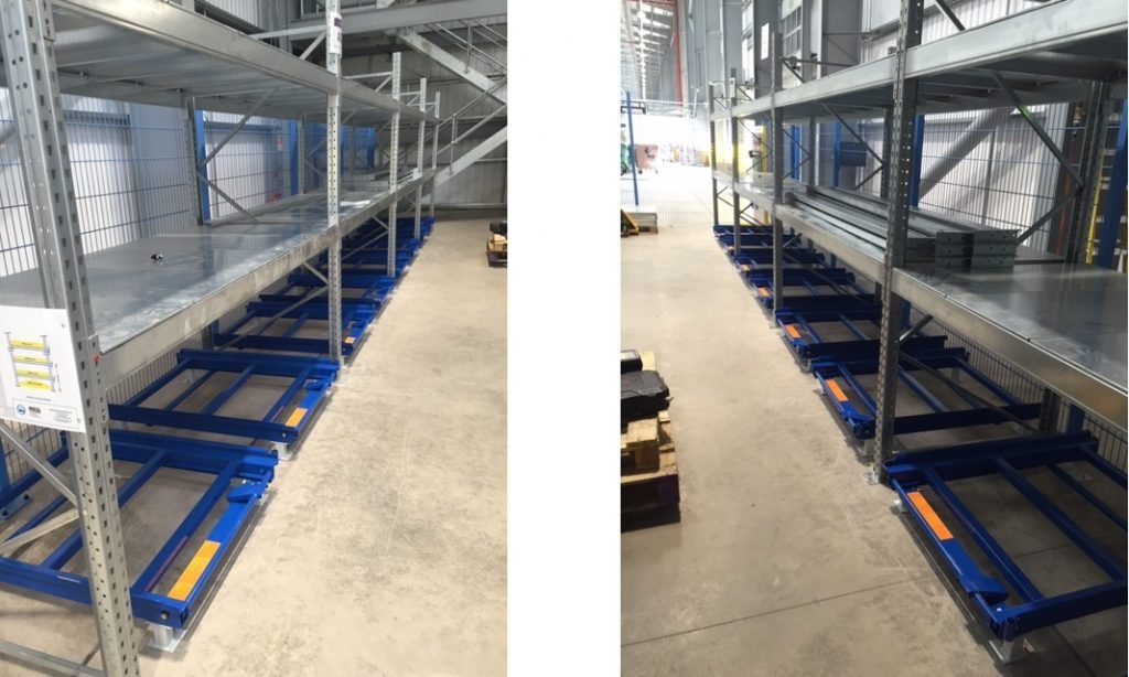 Case Study Dexion Pallet Racking Leicester
