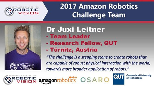 Featured Interview With Winners Of Amazon Robotics Challenge