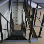 PF Cusack Mezz staircase