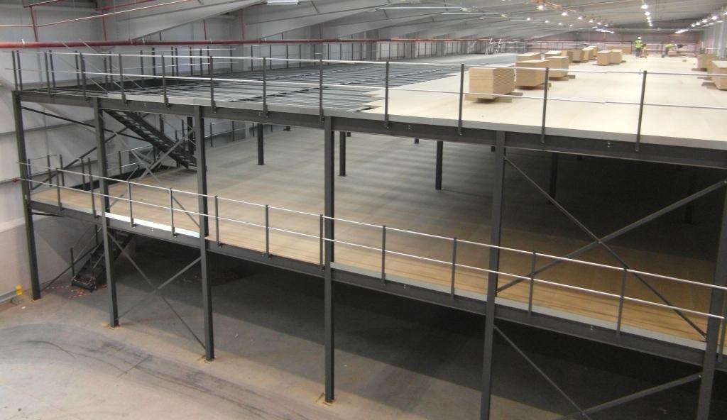 Mezzanine floor building regs no need for planning for Mezzanine floor construction details