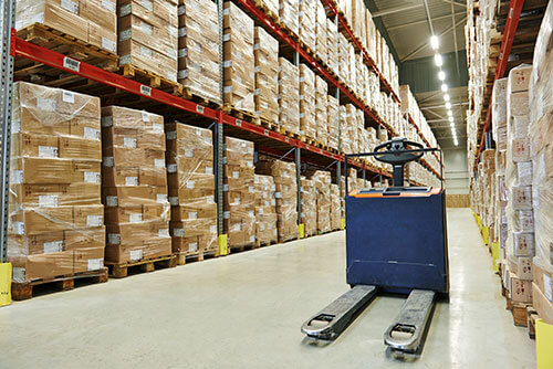 5 ways to prevent damage to your pallet racking systems