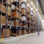 Dexion_P90_narrow_aisle_racking_2