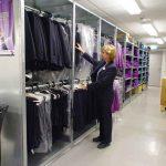 HI280 garment storage