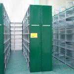 HI280 special colour green end panels