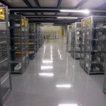 HI280 stockroom