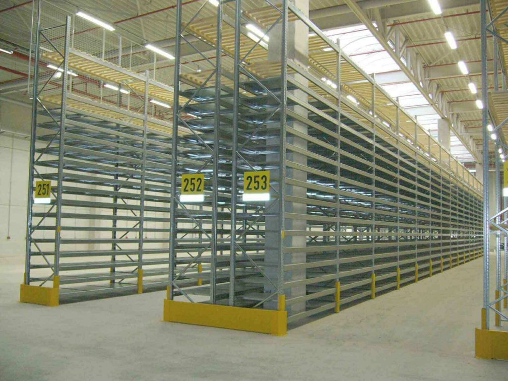 Adjustable Pallet Racking Systems Bristol Storage
