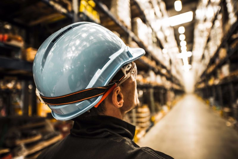 PUWER regulations for wareh