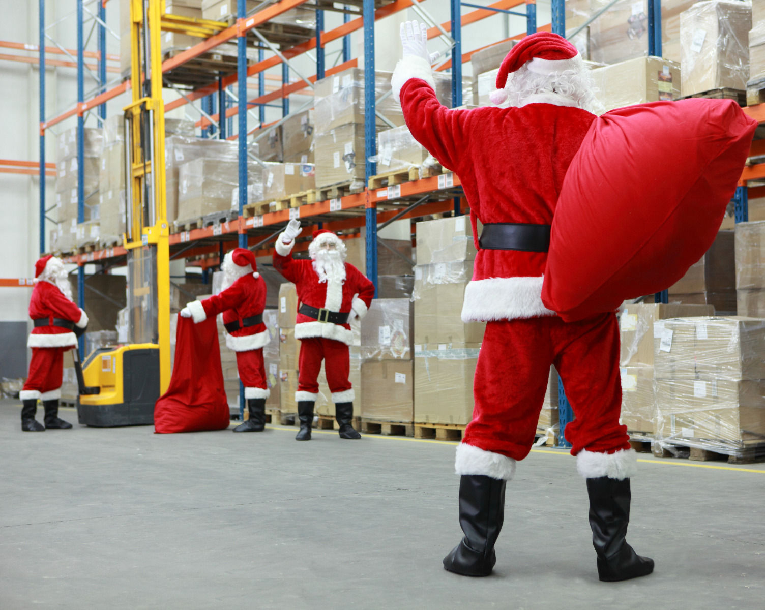 Santa Warehouse