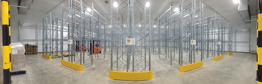 dexion racking case study london