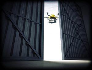 Drone Future Warehouse