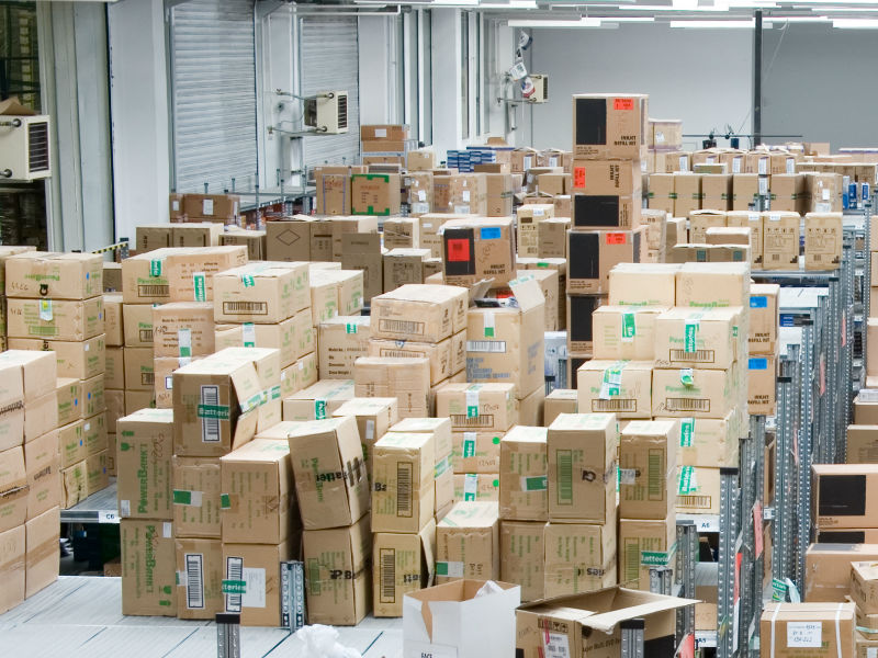 maximise space in your warehouse without expanding