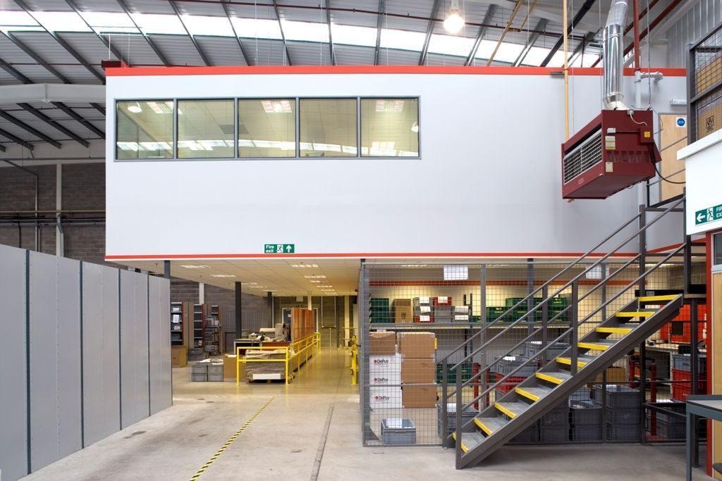 Mezzanine Office Floors Supplied Amp Installed Bristol
