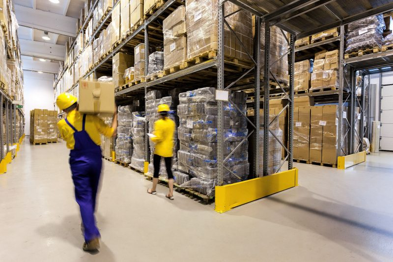organising your warehouse