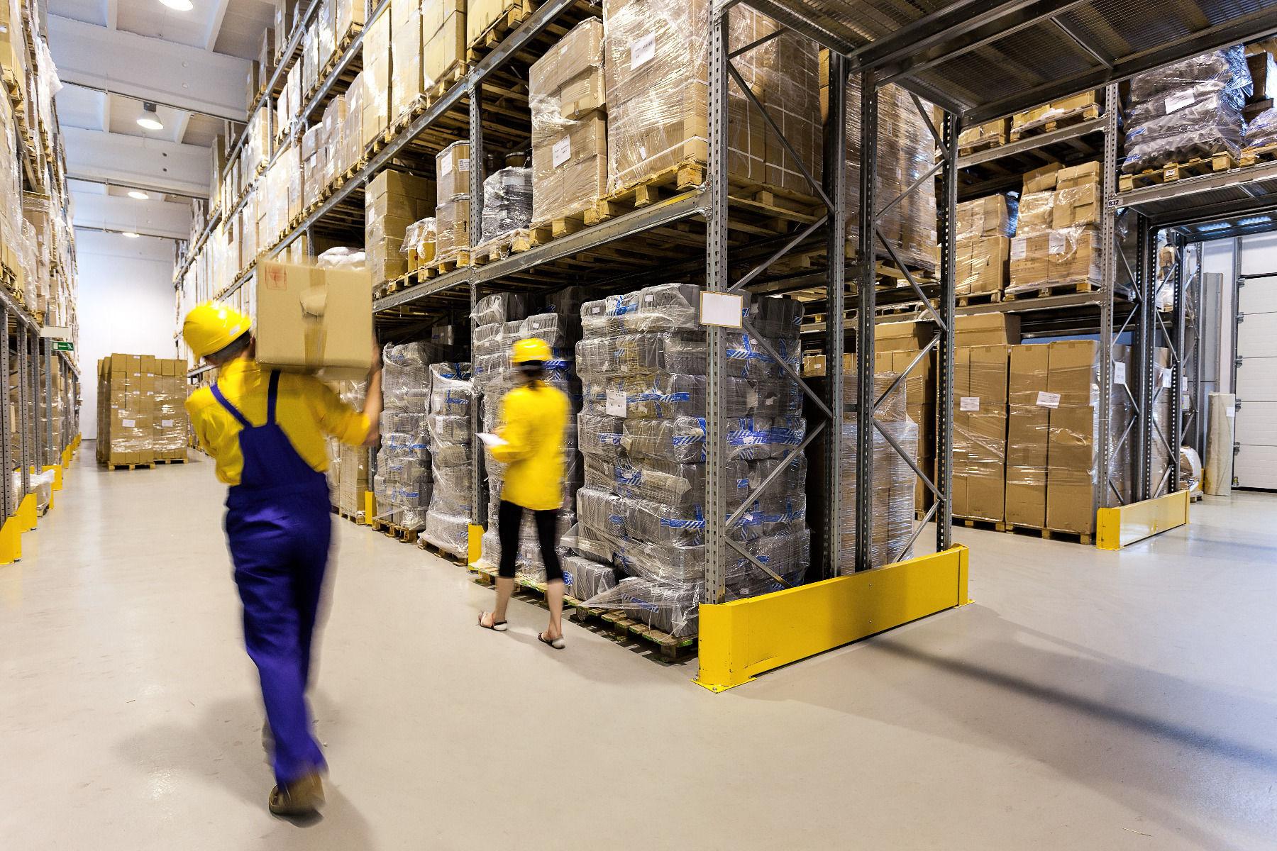 organising your warehouse