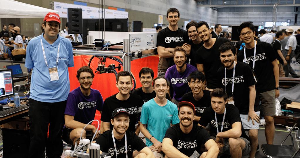 robotics winners