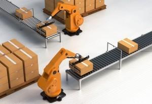 warehouse machines