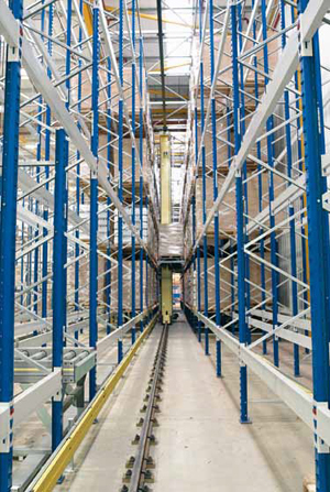 Apex high bay racking