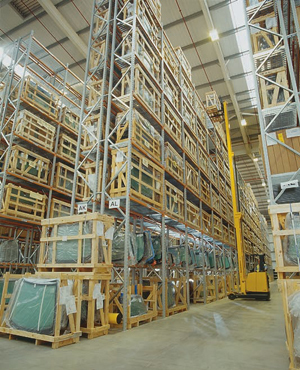 Apex racking systems wideaisle