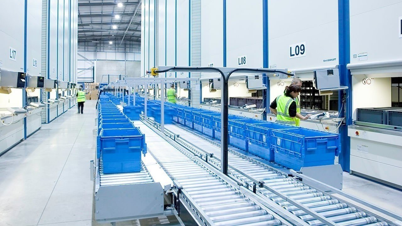 Automated storage Solutions 2