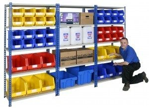 JRB j rivet run rivet racking shelving storage