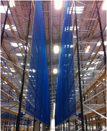Safety Netting System from Bristol Storage
