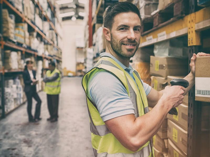 warehouse worker motivation