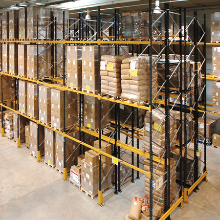 Link 51 Double Deep Racking