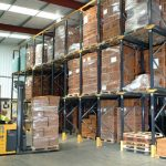 Link 51 Drive In Pallet Racking
