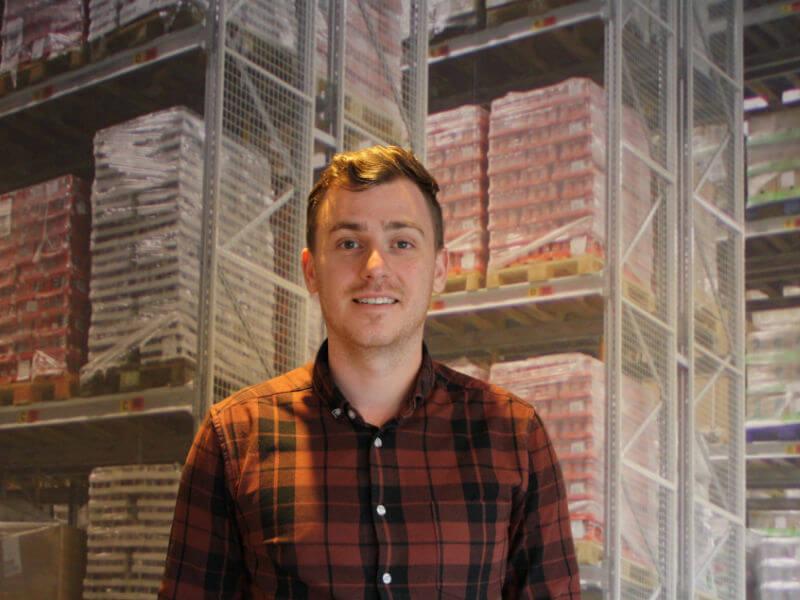 Matt From Bristol Storage Equipment