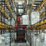 Narrow-Aisle Link 51 Pallet Racking