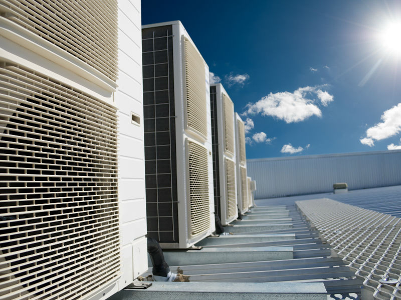 Ventilation System for Warehouses