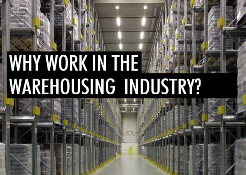 Warehousing Industry Infographic