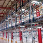 Pallet Racking Picture - Apex Multi Tier Racking