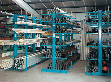 Cantilever Racking Supplied And Installed Bristol Storage