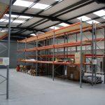 New Warehouse Racking