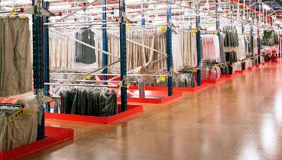 Garment Rail