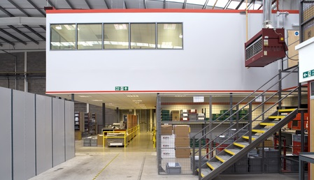 Mezzanine Products