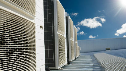 Warehouse Air Conditioning System