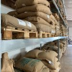 Wogan Coffee Pallet Racking