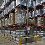 Nissin UK Pallet Racking
