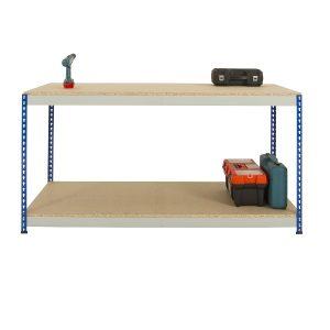 Rivet Full Under Shelf Workbench
