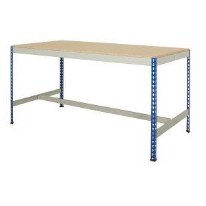 Rivet T Bar Under shelf Workbench