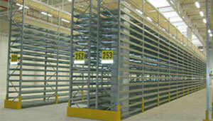 Adjustable Racking Systems