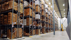 Narrow Aisle Racking Systems