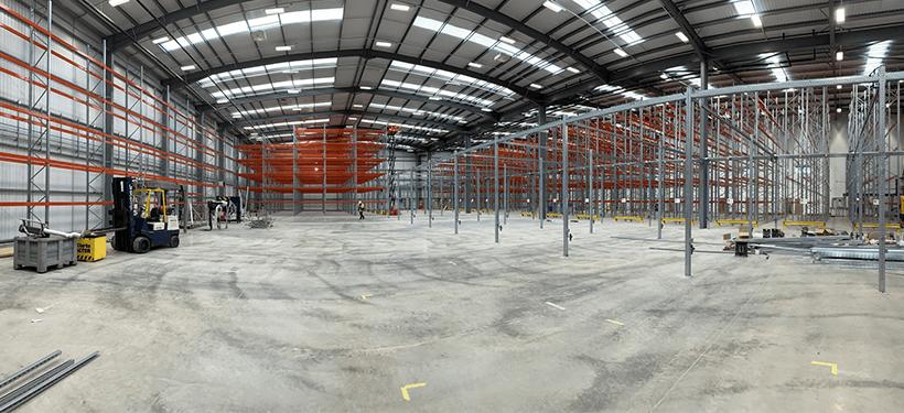 Warehouse Gloucester Case Study
