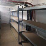 Mezzanine Floor for Shelving