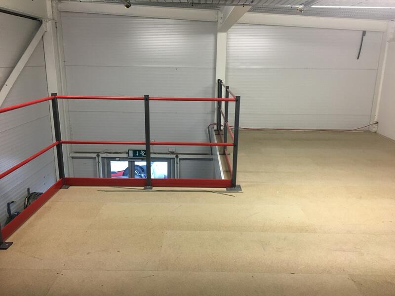 mezzanine floor case study image